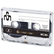 Soundmaster MC90 5 db - Audió kazetta
