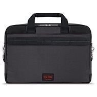 "Solo Mission Briefcase Black/Red 15.6"" - Laptoptáska"