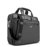 "Solo Park Briefcase 15.6"" szürke - Laptoptáska"