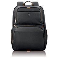 """Solo Thrive Backpack Fekete/Narancssárga 17.3"""" - Laptophátizsák"""