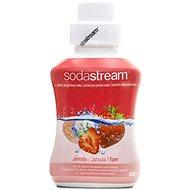 Ízesítő keverék SODASTREAM Eper aroma 500ml - Příchuť