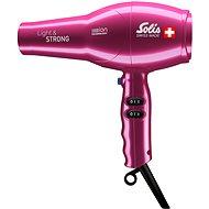 Solis Light&Strong, rózsaszín - Hajszárító