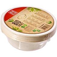 ALUFIX BIO tál cukornádrostból 500 ml, 12 db - Edény(ek)