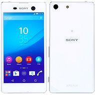 Sony Xperia M5 Fehér - Mobiltelefon