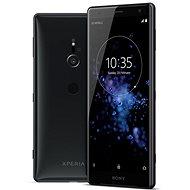 Sony Xperia XZ2 Dual SIM Folyékony fekete - Mobiltelefon