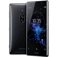 Sony Xperia XZ2 Premium Chrome fekete - Mobiltelefon