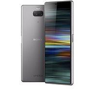 Sony Xperia 10, ezüst - Mobiltelefon