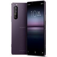 Sony Xperia 1 II lila - Mobiltelefon