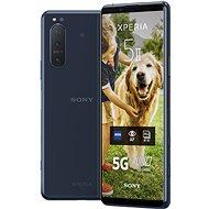 Sony Xperia 5 II kék - Mobiltelefon