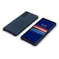 Sony Mobile SCBJ10 Style Back Cover Xperia 5 Blue készülékekhez - Mobiltelefon tok