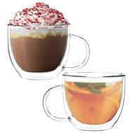 Aramoro Coffee, kettős falú, 350 ml, 2 db - Pohárkészlet