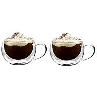 Aramoro Cappuccino, kettős falú, 270 ml, 2 db - Pohárkészlet