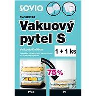 Sovio vákuumzsákok S SV-VK9040 1+1db - Zsák