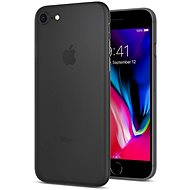 Spigen Air Skin Black iPhone 8 - Mobiltartó