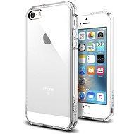 SPIGEN Ultra Hybrid Crystal Clear védőtok iPhone 5/5S/SE készülékhez - Mobiltartó