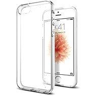 SPIGEN Liquid Crystal iPhone SE/5s/5 - Mobiltelefon hátlap
