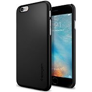 SPIGEN Thin Fit Black - Mobiltelefon hátlap