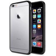 SPIGEN Ultra Hybrid Black iPhone 6/6S - Mobiltartó