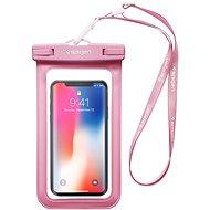"Spigen Velo A600 8"" Waterproof Phone Case, Pink - Mobiltelefon tok"