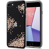 Spigen Liquid Crystal Shine Blossom iPhone 7 / 8 készülékre - Mobiltartó
