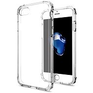 Spigen Crystal Shell Clear crystal iPhone 7/8 - Mobiltartó