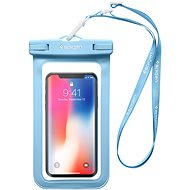 "Spigen Velo A600 8"" Waterproof Phone Case, Blue - Mobiltelefon tok"