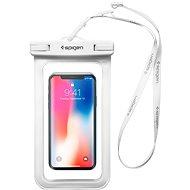 "Spigen Velo A600 8"" Waterproof Phone Case, White - Mobiltelefon tok"