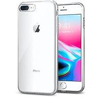 Spigen Liquid Crystal Clear iPhone 7/8 Plus - Mobiltelefon hátlap