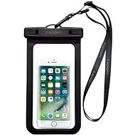 """Spigen Velo A600 8"""" Vízálló mobiltelefon tok, fekete - Mobiltelefon tok"""