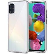Mobiltelefon hátlap Spigen Liquid Crystal Clear Samsung Galaxy A51 - Kryt na mobil