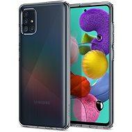 Spigen Liquid Crystal Clear Samsung Galaxy A71 - Mobiltelefon hátlap