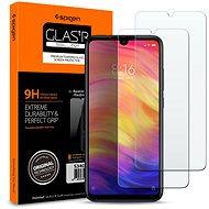 Spigen Glas.tR SLIM 2 Pack Xiaomi Redmi Note 7 - Képernyővédő
