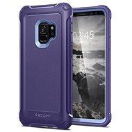 Spigen Pro Guard Deep Purple Samsung Galaxy S9 - Tok