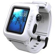 Catalyst Vízálló fehér Apple Watch tok, 38 mm - Tok