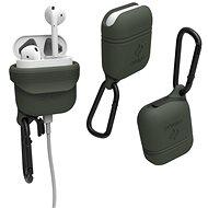 Catalyst Waterproof Case Army Green AirPods - Fülhallgató tok