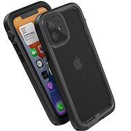 Catalyst Total Protection fekete iPhone 12 - Mobiltelefon tok