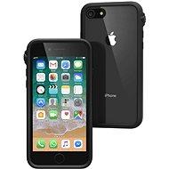 Catalyst Impact Protection tok az iPhone 8/7/SE 2020 készülékhez, fekete - Mobiltelefon hátlap