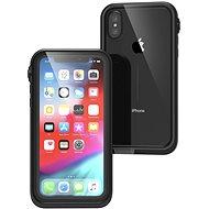 Catalyst Waterproof Case Black iPhone XS - Mobiltelefon tok