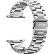 Spigen Modern Fit Apple Watch 44/42mm, ezüst - Szíj