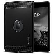 Spigen Rugged Armor fekete iPad Mini 5 készülékhez - Tablet tok