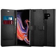 Spigen Wallet S Samsung Galaxy Note 9 fekete