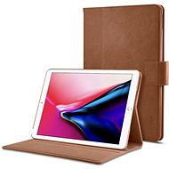 Spigen Stand Folio Case Brown iPad 9.7""
