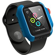 Catalyst Impact Protection tok Apple Watch 2/3 38mm készülékhez kék - Tok