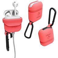 Catalyst Waterproof Case Coral AirPods - Tok