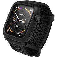 Catalyst Impact Protection Case Apple Watch 44 mm, fekete - Szilikon tok