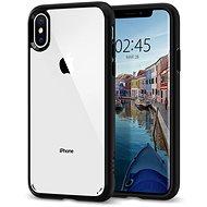 Spigen Ultra Hybrid iPhone XS/X matt fekete