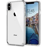 Spigen Ultra Hybrid Crystal Clear iPhone XS Max - Mobiltelefon hátlap