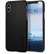 Spigen Thin Fit Black iPhone XS/X