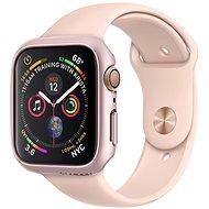 Spigen Thin Fit Rose Gold Apple Watch 4 40mm - Szilikon tok