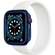 Spigen Thin Fit Blue Apple Watch 6/SE/5/4 44 mm - Okosóra tok